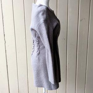 Anthropologie Jackets & Coats - Anthropologie Moth Wool Sweater Coat XS